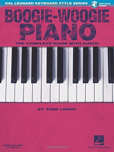 Boogie-Woogie Piano: Hal Leonard Keyboard Style Series