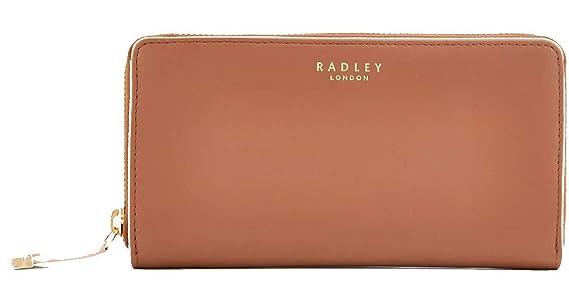 Amazon.com: Radley Arlington Street - Monedero de piel para ...