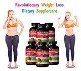 African mango pure - AFRICAN MANGO LEAN Extra strength Formula 1200mg - Weight loss herbal detox (6 Bottles 360 capsules)
