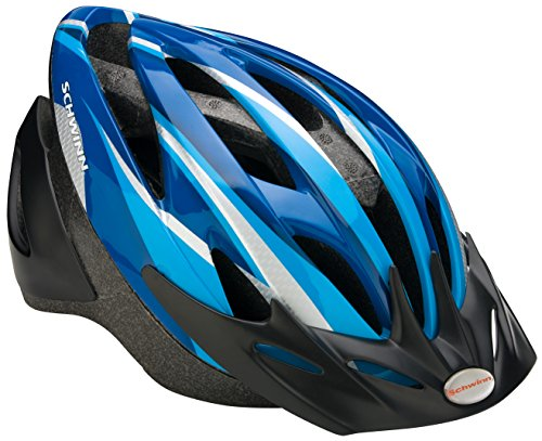 Schwinn-Thrasher-Youth-Microshell-Helmet-BlueSilver