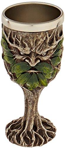 Design Toscano Forest Spirits Greenman Goblet Collection: Grendal The Green (Greenman Goblet)
