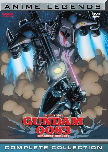 Mobile Suit Gundam 0083: Stardust Memory (Anime Legends Collection) by Bandai Entertainment