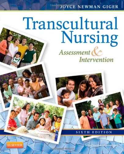 transcultual nursing The mission of the transcultural nursing society (tcns) is to enhance the quality of culturally congruent, competent, and equitable care that results in improve.