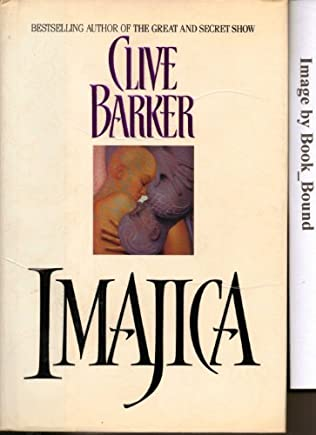 book cover of Imajica