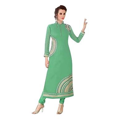 Traje de encaje indio pakistaní traje de las señoras de ...