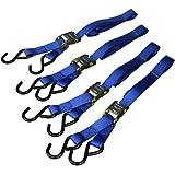 CargoLoc 52306 Cambuckle Locking Tie Down Pack, 4-Piece