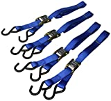 CargoLoc 52306 Cambuckle Locking Tie Down Pack, 4-Piece