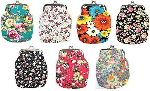 (Eclipse Floral Cloth Cigarette Case Pouch w/Pocket, Kings, 100s, 3ct, 3201Cloth)