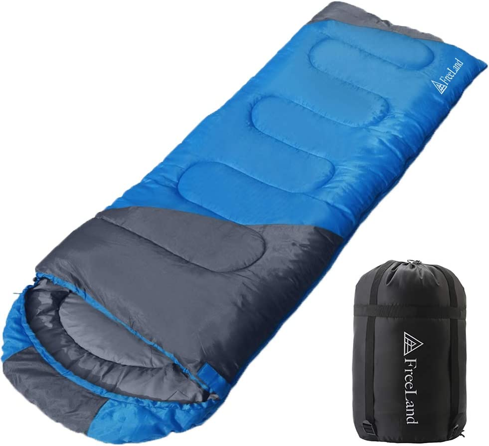Amazon Promo Code for Camping Sleeping Bags-3 Seasons Warm