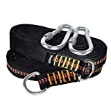 Veego Swing Straps, Set of 2 Tree Swing Hanging Kit 2000 LBS Heavy Duty 8.3 ...