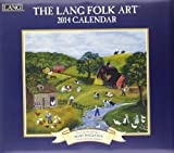 The Lang Folk Art 2014 Calendar