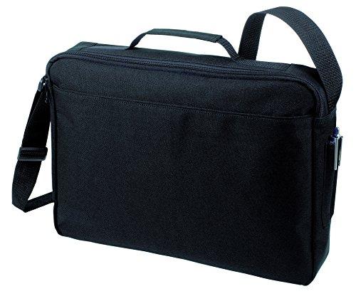 Bolsa del bolsa amarillo negro portátil Bolsa en ordenador hombro de de mensajero UvrYnU4wq