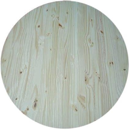 Allwood 5/4u0026quot; (1.25u0026quot;) X 48u0026quot; Round Table Top,