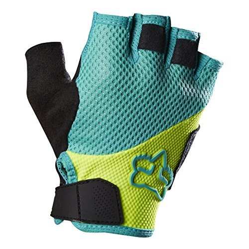 Fox Racing Reflex Short Gel Glove - Women's Flo Yellow, M