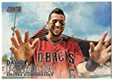2016 Topps Stadium Club Baseball #275 David Peralta Arizona Diamondbacks
