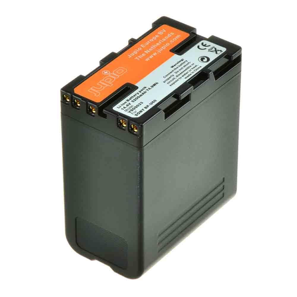 Jupio VSO0002 Batteria per Sony NP-55 Nero
