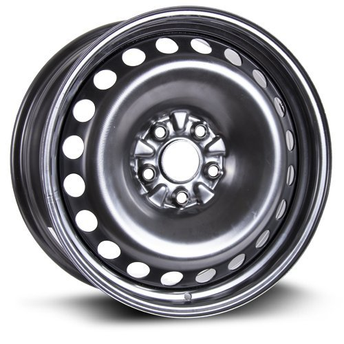 Rims Honda Ridgeline (Aftermarket Steel Rim 18X8, 5X120, 64.1, +40, black finish (MULTI APPLICATION FITMENT) X48564)