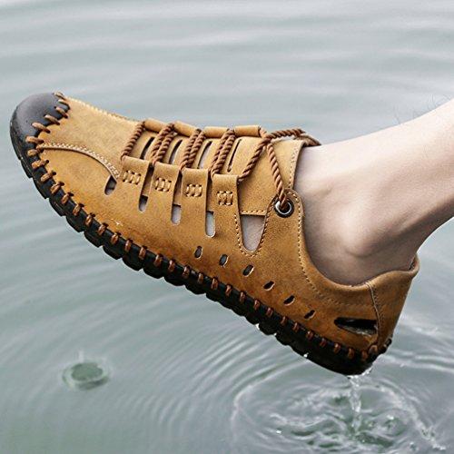 Scarpe Trekking Sandali Traspiranti Da Chenyang Outdoor Estive Casual Cachi Mare Casuale Spiaggia XwxxqtvS4