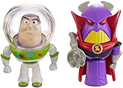 Mattel Toy Story Small Fry Buzz & Zurg, 2 Pack
