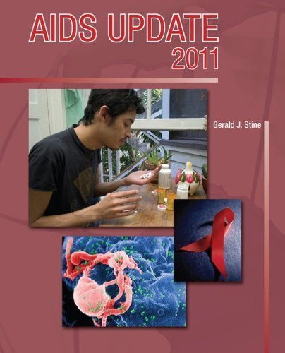Read Online Paperback:By Gerald Stine: AIDS Update 2011 (Textbook) Twentieth (20th) Edition pdf epub