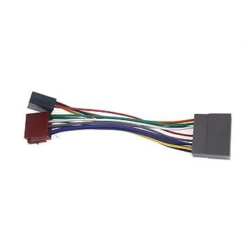 zwnav iso car audio radio wire harness cable for honda 2006 wiring harness components zwnav iso car audio radio wire harness cable for honda 2006 mitsubishi 2007 peugeot