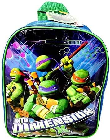 Mochila de Tortugas Ninja Adolescente Mutante para Niños ...
