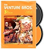 The Venture Bros.: Season 3 (DVD)