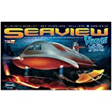 Voyage To the Bottom of the Sea SEAVIEW Submarine 39 Inch Long Model Kit 707 by Moebius Models 1/128
