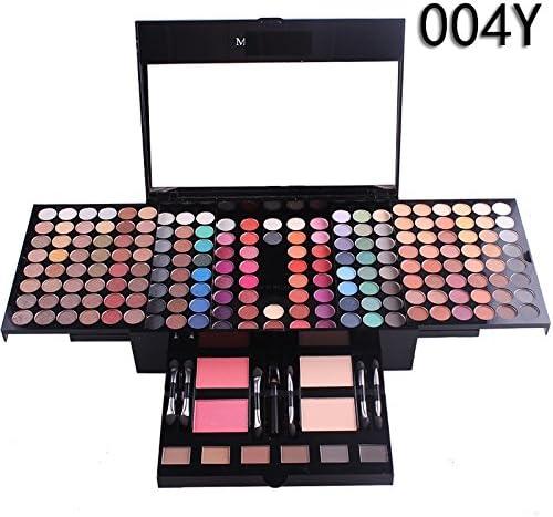 LadyBeauty Colorido Pofessional 180 Colores Sombra de Ojos con ...