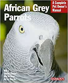Pet Parrots: Their Training & Care