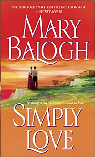 Simply Love (Simply Quartet): Mary Balogh: 9780440241973