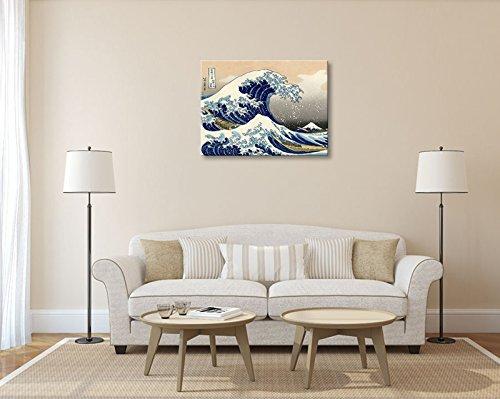 The Great Wave Off Kanagawa by Hokusai Wall Decor