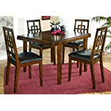Signature Design By Ashley Cimeran Dining Room Table And Chairs