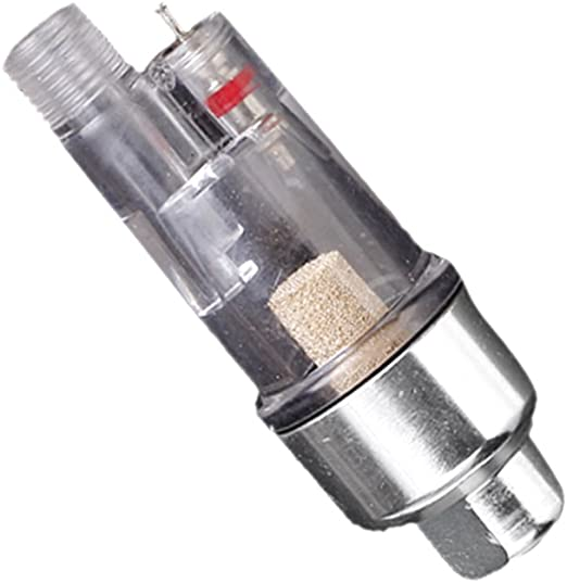 Guarniciones de manguera Pintura Aerógrafo Mini Filtro De Aire Humedad Trampa De Agua 1//8 pulgadas T B6U4