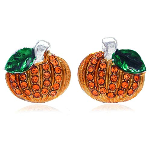 Cute Happy Halloween Thanksgiving Stud Earrings