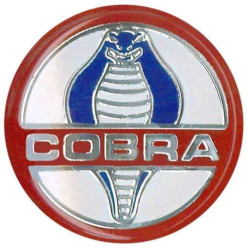 - Mustang Horn Button Emblem Cobra 1964 - 1973
