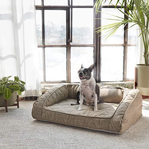 Brentwood Home Deluxe Gel Memory Foam Orthopedic Pet Bed