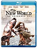 The New World (The Extended Cut) [Blu-ray]