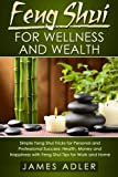 Feng Shui for Wellness and Wealth: Simple Feng Shui Tricks for Personal and Professional Success:Health, Money and Happiness with Feng Shui Tips for ... Shui, Law of Attraction, Success) (Volume 1)