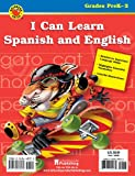 I Can Learn Spanish and English, Carson-Dellosa Publishing Staff, 0769648975