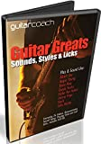 Learn To Play Guitar Like Albert Lee, Angus Young, Brian May, Derek Trucks, Eddie Van Halen, Jimmy Page, Slash, Zakk Wylde