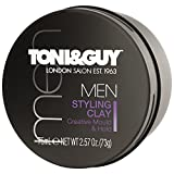 Toni & Guy Styling Clay for Men, 2.57 Ounce