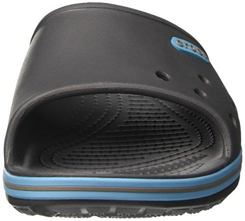 Gris Deslizantes Unisex Electric 204108 Sandalias Crocs Graphite Adulto Blue UtqXw7E