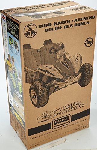 Power Wheels Dune Racer, Green by Power Wheels (Image #8)