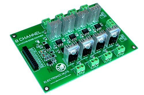 8 Channel Digital Ac Programmable Light Dimmer Module Controller Board For MCU Arduino Raspberry Compatible 50/60hz 110V, 220V IOT Home Projects for $<!--$55.99-->