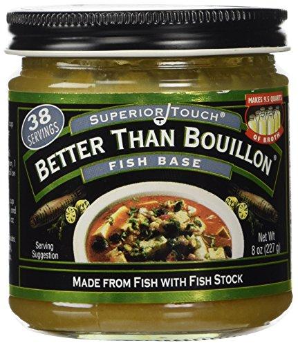 Better Than Bouillon Fish Base, 8