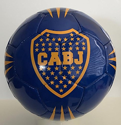 fan products of BOCA JUNIORS SOCCER BALL SIZE 5, OFFICIAL MERCHANDISE, AWESOME QUALITY