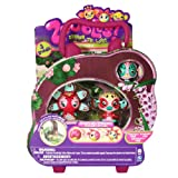 Zoobles Petagonia Tin 3 Pack: #036 Moepeep, #119 Starmore and #129 Girafferty