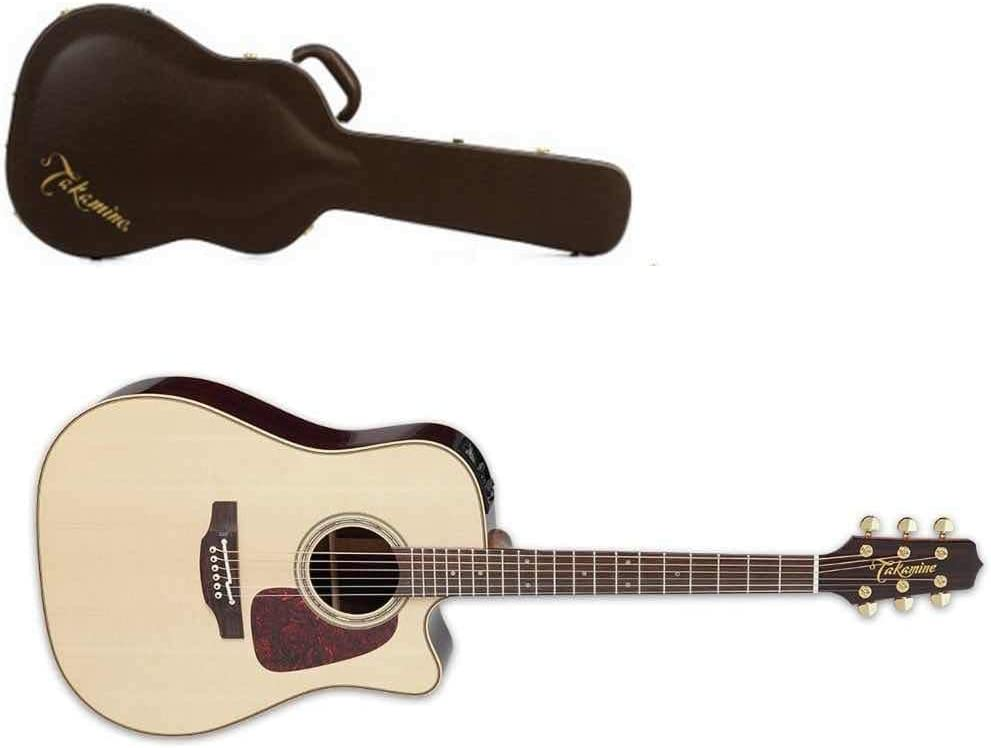 Takamine P5DC Guitarra Electroacústica: Amazon.es: Instrumentos ...