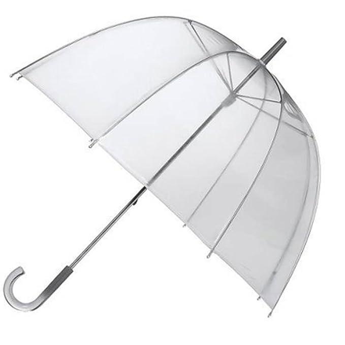 Bubble Umbrellas forma de cúpula paraguas burbuja lluvia ...